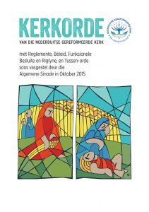 AlgemeneSinode2015-Kerkorde-Fr.Cover.indd